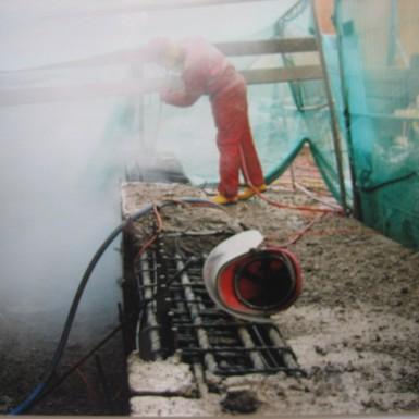 Abbruch mit Wasserabbruch (1)