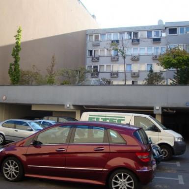 Hotel Bleibtreustraße Hofansicht (1)