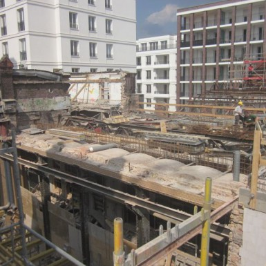 Bauzustand Altbau Maschinenhaus
