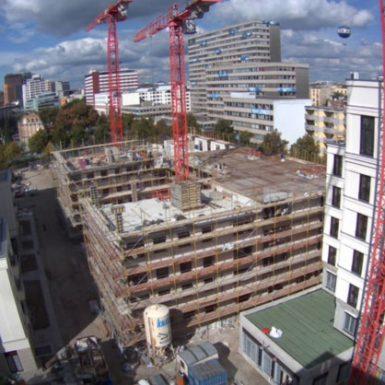 Ansicht Webcam